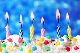 happy birthday wishes card images with cakes candles picture for