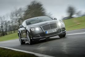 bentley continental gt speed gets styling and power upgrades