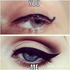 Eyeliner Meme - the 50 best beauty memes on the internet memes internet and makeup