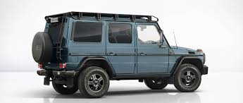 mercedes benz g class 2017 the very special mercedes benz g class limited edition
