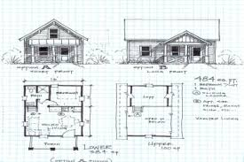cabins floor plans 29 blueprints for houses with open floor plans log cabin small