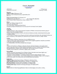 Resume For Summer Job College Student by Best College Student Resume Example To Get Job Instantly