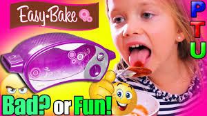barbie jeep 1990s easy bake oven honest review toys r us cooking for kids barbie