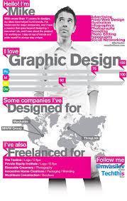 About Myself Resume 40 Creative Cv Resume Designs Inspiration 2014 Web U0026 Graphic