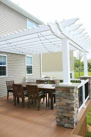 Pergola Shade Ideas by 13 Best Pergolas Images On Pinterest Home Landscaping And Terrace
