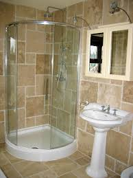 Remodel Bathroom Designs Bathroom Bathroom Small Ideas With Shower Only Blue Wallpaper