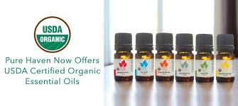 How To Get Usda Certified Pure Haven Now Offers Usda Certified Organic Essential Oils U2013 Pure