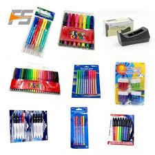 selling wholesale cheap custom school stationery items list
