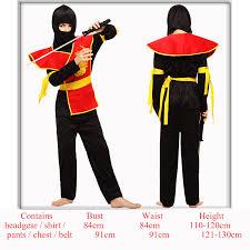 Red Coat Halloween Costume Compare Prices Ninja Costume Shopping Buy Price