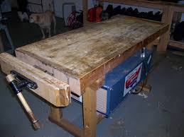 making a roubo workbench part 1 finewoodworking
