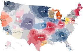 america map no borders up on baseball s borders the new york times
