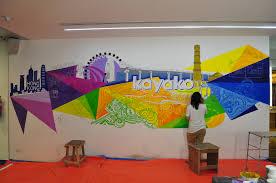 beatles wall mural murals hennepin theatre trust mosaic mural