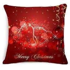 aliexpress com buy decorative cushion covers christmas throw
