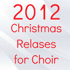 2012 cantatas for choirs church today
