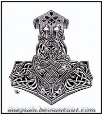 die besten 25 thors hammer tattoo ideen auf pinterest tattoo
