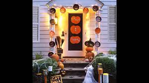 stunning halloween door decorating ideas youtube