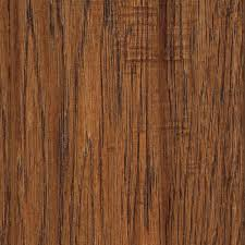 Chestnut Hickory Laminate Flooring Hickory Dark Solid Hardwood Wood Flooring The Home Depot