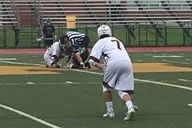 boys lacrosse heats up the field beating west deptford 13