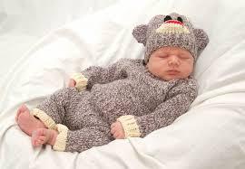 sock monkey costume baby sock monkey costume knitting is awesome