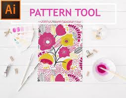 create beautiful patterns with illustrator u0027s pattern tool