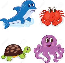 dolphines clipart sea creature pencil and in color dolphines