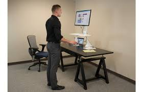 sit and stand desk converter cadence standing desk converter