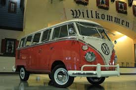 new volkswagen bus 2017 record breaking bus sells at barrett jackson for 302k vw bus