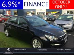 peugeot new 2016 peugeot 308 active 2016 used peugeot new zealand