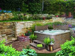 Inexpensive Backyard Ideas Inexpensive Backyard Landscaping Ideas With Small Backyard Ideas