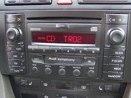 audi a4 2004 radio audi a4 b5 radio ebay