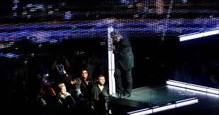 U2 In The City Of Blinding Lights U2 U0027s Bono Sings To His Family 4k