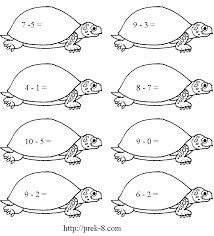 free printable number coloring pages turtle activities for preschoolers free printable elementary