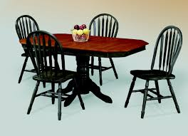 sunset trading 38 u2033 arrowback rta dining chair in antique black