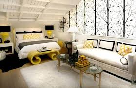 yellow bedroom decorating ideas creative black and yellow bedroom decor 88 in home decorating
