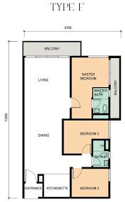 Saujana Residency Floor Plan Epic Suites Bukit Puchong Review Propertyguru Malaysia