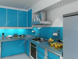küche türkis küche stockfoto 2292850