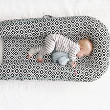 How Big Is A Mini Crib by Dockatot Portable Baby Bed Has Helped A Ton With Travel We U0027ve