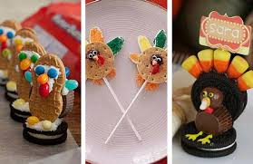 24 edible thanksgiving crafts for allfreekidscrafts