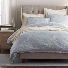 The Duvet And Pillow Company Springfield 400 Thread Count Sateen Bedding The Company Store