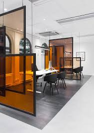 Interior Design Office Space Ideas Sliding Glass Room Dividers In Home Office The Sliding Door Co