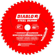 diablo 10 in x 12 tooth polycrystalline diamond pcd tipped