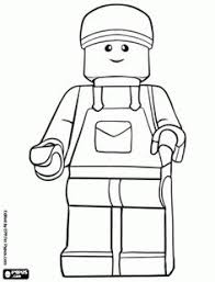 create lego coloring pages kids kids colouring