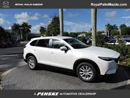 mazda suv models used mazda cx 9 at royal palm mazda serving palm beach jupiter fl