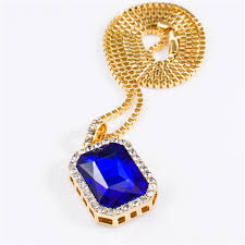aliexpress buy nyuk gold rings bling gem aliexpress buy nyuk pendants necklaces geometric necklace