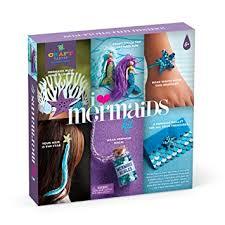 kid craft kits craft tastic i mermaids kit craft kit makes 6