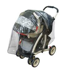 j is for travel system weather shield baby rain cover universal
