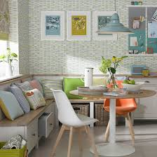 Diner Style Kitchen Table by Kitchen Diners That Are Rocking A Bench Seat Ideal Home