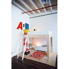 Oeuf Bunk Bed Oeuf Nyc Loft Bunk Bed Birch