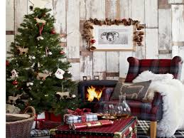 country christmas style elegant christmas decorating ideas