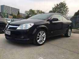 2008 vauxhall astra 1 9 cdti design twin top 2dr 3 former